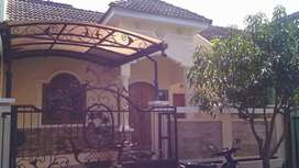 Rumah full furnish
