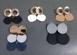 Cantik - Perhiasan anting keren bahan alloy