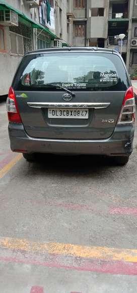 Toyota Innova 2.0 V, 2012, Diesel