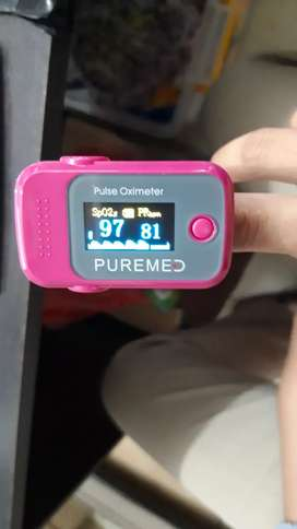 Pulse oximetri puremed