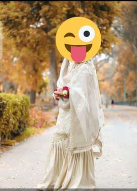 Bridal dress for nikah, engagement, and also for partywear