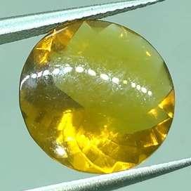 Batu Fire Opal Barjad Emas Berkhasiat Asli (kode : 140)