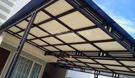 Kanopi Rooftop Minimalis Bantul