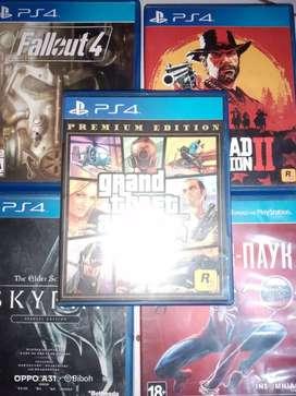 CD game untuk PS4