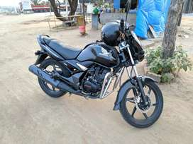 CB unicorn 150(Black colour)