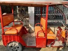 Tumtum E-rickshaw
