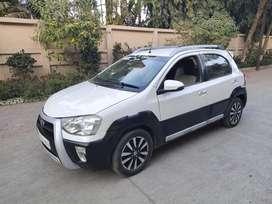 Toyota Etios Cross 1.4 VD, 2014, Diesel