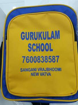 Required teachers for primary and pre primary school in New Vatva area