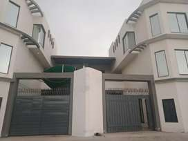 12 marla double storey commercial hall for rent in pcsir staff society