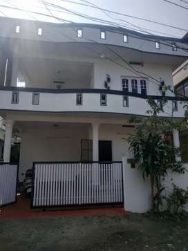 3 bhk semifurnished Independent House