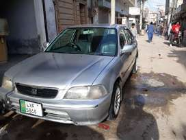 Honda city  Model 1998 for sale