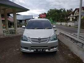 Dijual Toyota Avanza tahun 2009 atas nama sendiri