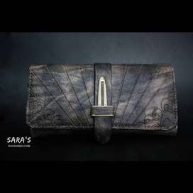 Clutch Purse Available In 2 Colours