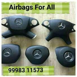 Kolkata Benz Airbags