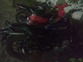 Want sell my avenger 150 new tyre
