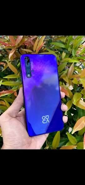 Huawei Nova 5T √ 8/128Gb (MIDSUMMER PURPLE)