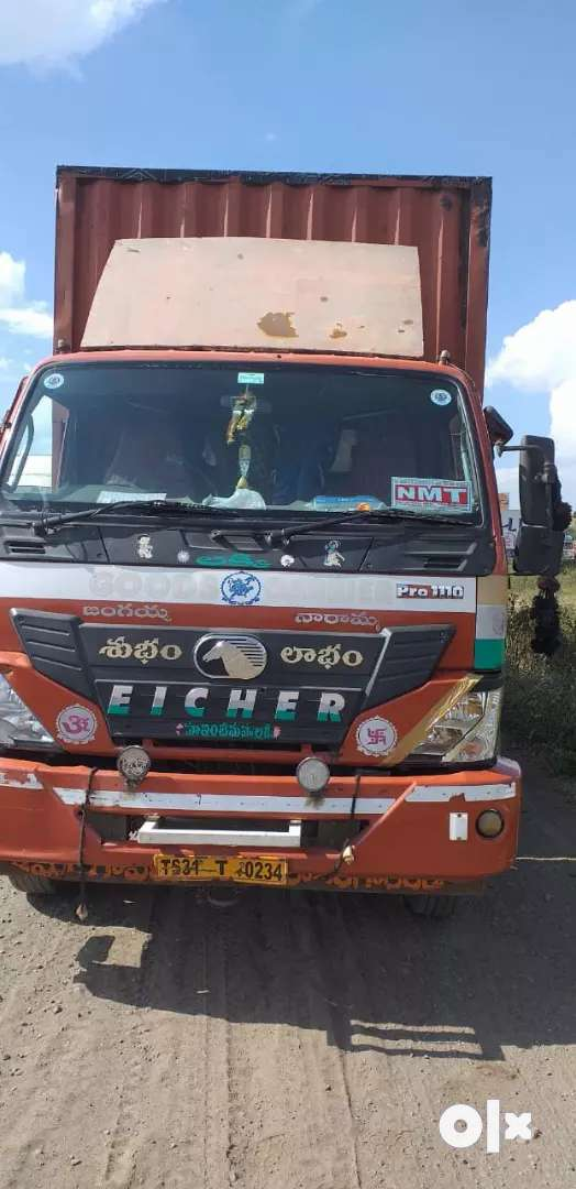 All india permit container truck 0