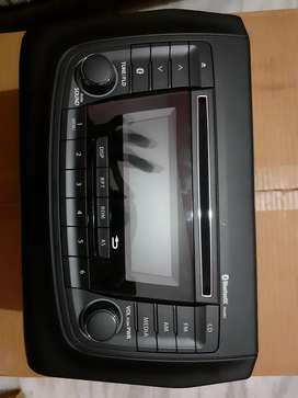Dzire VXI Music player