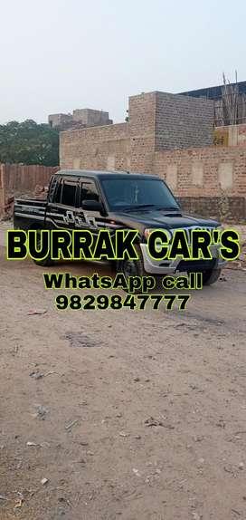 Mahindra Scorpio Getaway 2WD, 2015, Diesel