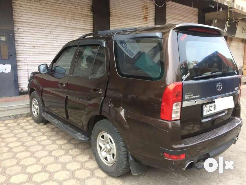 Tata Safari Storme 2013 Diesel Well Maintained