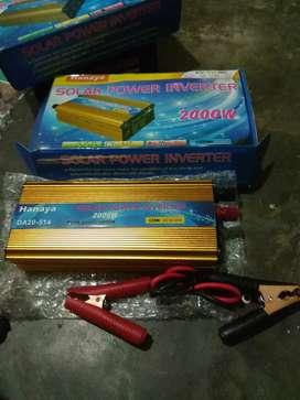 Power inverter 2000watt
