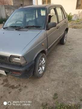 Maruti Suzuki 800 2001