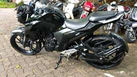 Yamaha FZ25 249cc 2017 mint condition 7500km only
