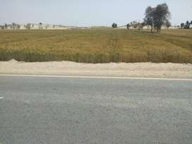 105 acres agriculture land without canal water