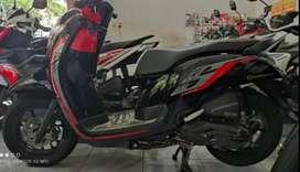 PROMO Honda scoopy Sporty black cash/Kredit(UM mulai 2 JT an)