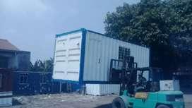 Jual beli modifikasi container bekas