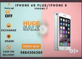 iPhone 6s plus 32GB | iphone 8 64GB | iPhone 7 128GB | EMI | COD
