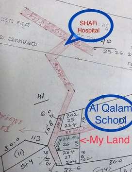 KALLAPU Mangalore 10cents Land Sale
