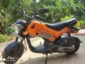 Selling my Honda Navi, it's as good as new