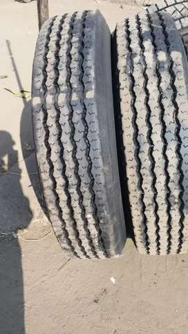 Jcb hydra hiwa truck remould tyre