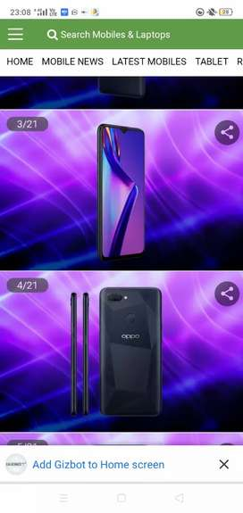 Oppo a12 1 month old