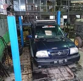 Suzuki Grand Vitara DISEL 4WD (CBU) Matic 2.0 siap Peke Harga Nego