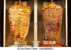 I am look shawarma maker job