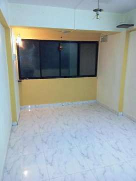Mulund east near Railway station 1 RK flat Available for Rent.