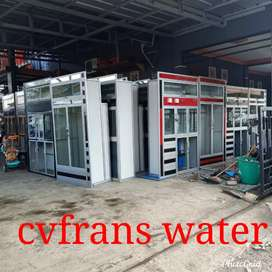 Distibutor alat isi ulang air minum kita palembang