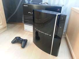 Ps 3 fat cechl 160gb