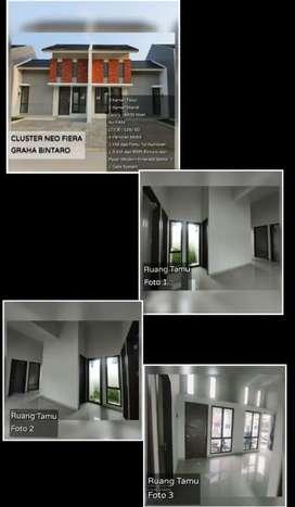 Disewakan Rumah Bangunan Baru Siap Huni Di Graha Raya Bintaro