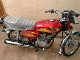 Honda CG-125  Year 2021 1st MOnth 20 january