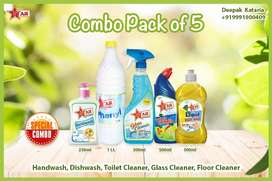 Combo offer, pack of 5