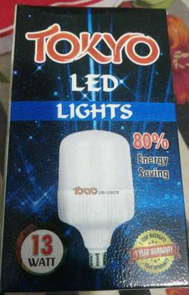 LED Light Bulb 13 Watt.