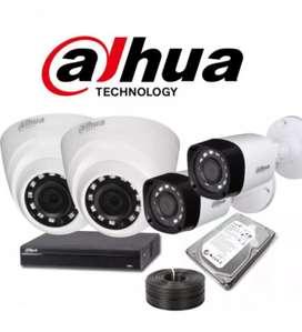 Dahua CCTV camera kit