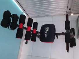 Sixpack care untuk olahraga di rumah