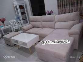 1 set sofa tamu harga ekonomis