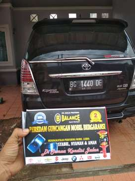 SEGERA MERAPAT utk mobil yg LIMBUNG, BALANCE Damper Solusinya !