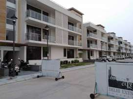 3 bhk builder floor in omaxe city sonipat