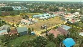 Tanah Kavling Murah & Siap Bangun Di Kalidoni